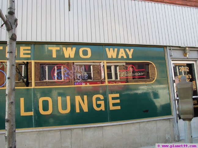 Two Way Lounge , Chicago