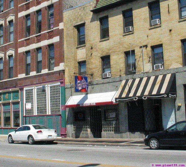 Chicago , Richard's Bar
