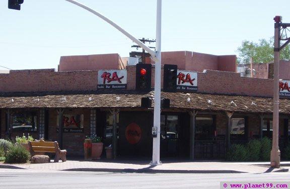 Ra Sushi , Scottsdale