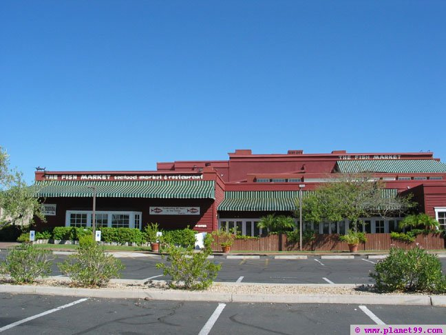 Fish Market Restaurant , Phoenix