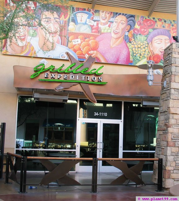 Grilled Expedition , Phoenix