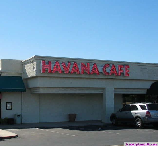 Havana Patio Cafe , Scottsdale
