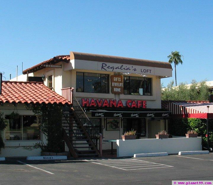 Havana Cafe , Phoenix