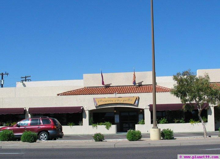 Phoenix City Grille , Phoenix
