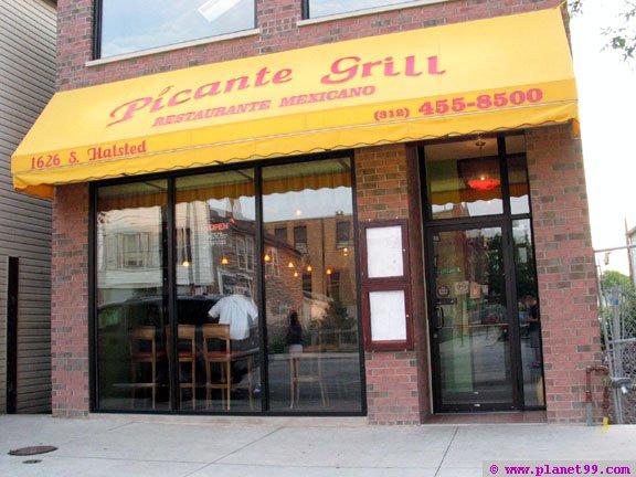 Picante Grill  , Chicago