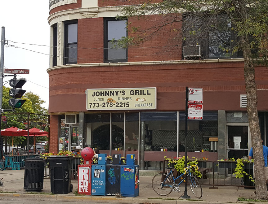 Johnny's Grill , Chicago