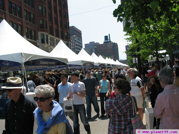 Printers Row Book Fair,Chicago