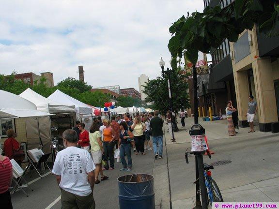 Wells Street Art Festival,Chicago