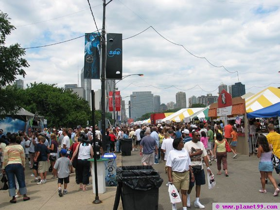 Taste of Chicago,Chicago