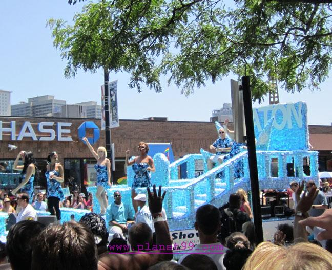 Gay Pride Parade and Celebration,Chicago