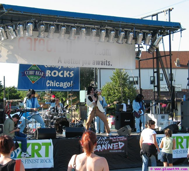 Rock Around the Block,Chicago