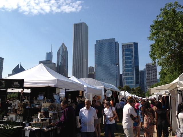 Gold Coast Art Fair,Chicago