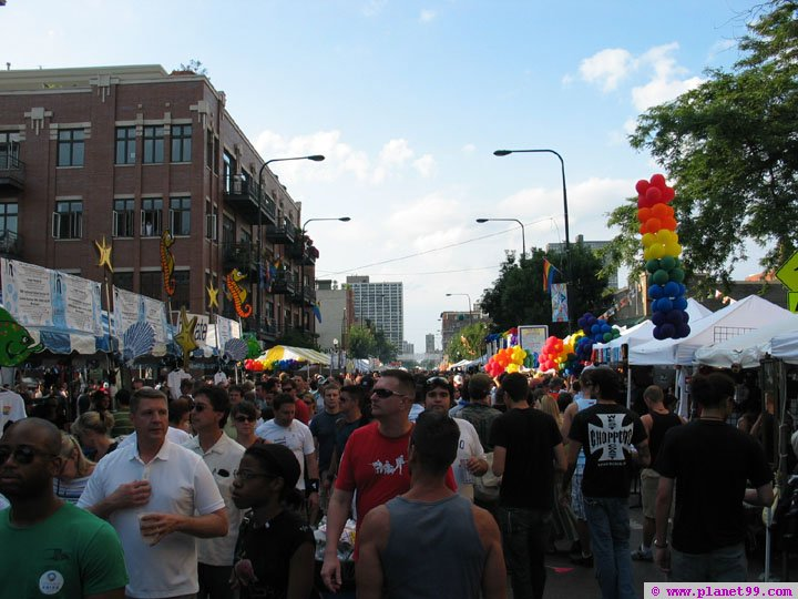 Northalsted Market Days,Chicago