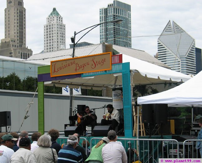 Blues Fest,Chicago