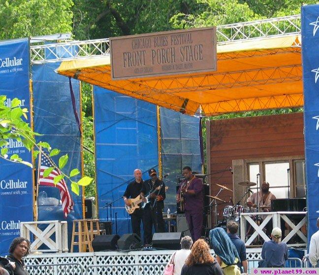 Blues Fest,Chicago