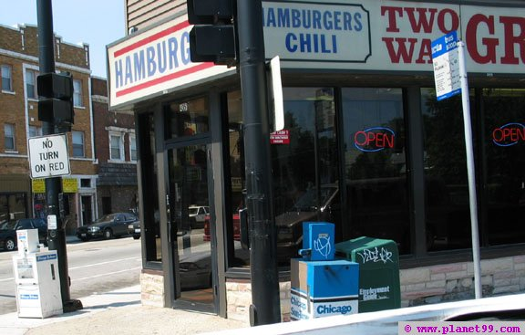 Two Way Grill , Chicago