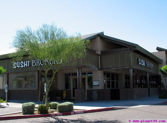 Scottsdale , Sushi Brokers