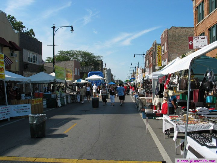Southside Art and Music Festival,Chicago