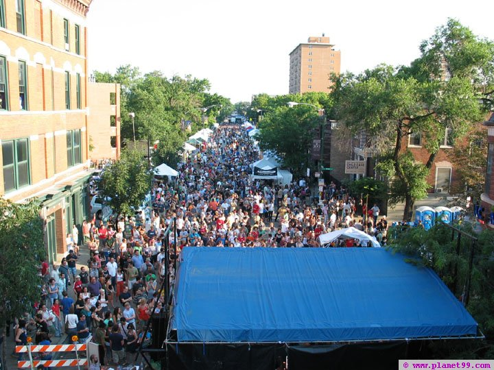 Wicker Park Fest,Chicago