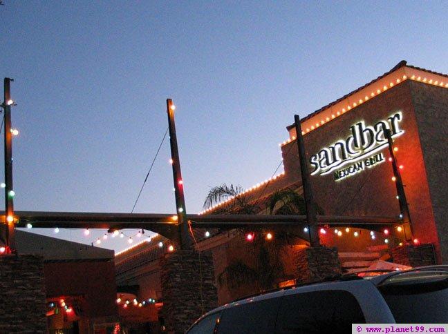 Sandbar , Scottsdale