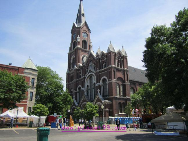 St. Michael's : Party at St Mikes,Chicago