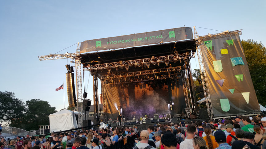 Pitchfork Fest - Music Festival,Chicago