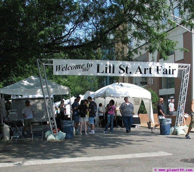 Lill Street Art Fair,Chicago