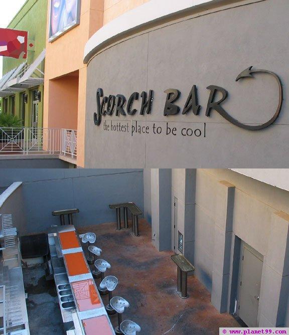 Phoenix , Scorch Bar