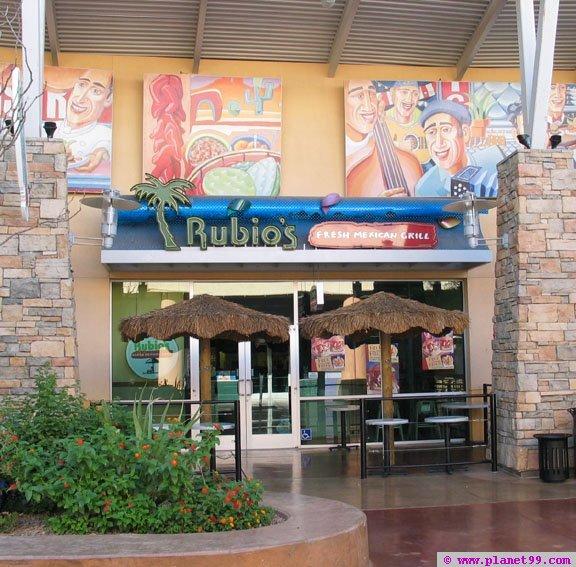 Rubio's , Phoenix