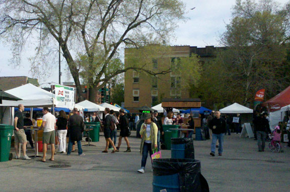 Mayfest in Lakeview,Chicago