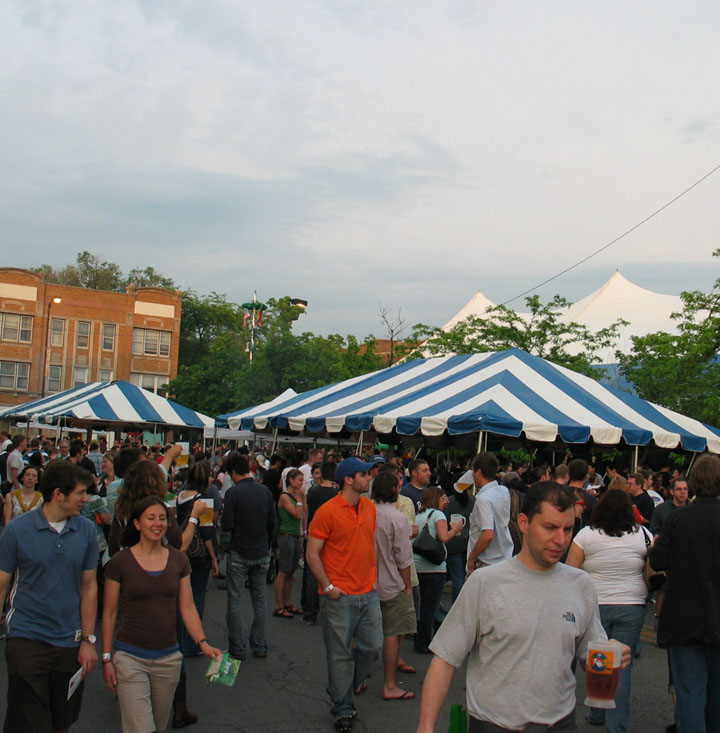 Mayfest Chicago - Lincoln Square,Chicago