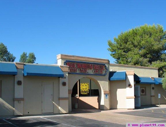 Blue Burrito Grille , Phoenix
