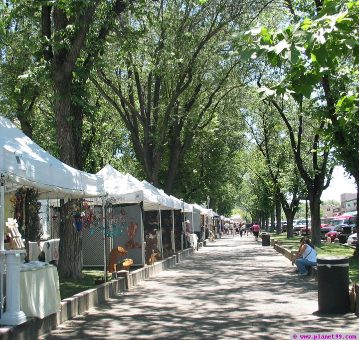 Fair on the Square,Prescott