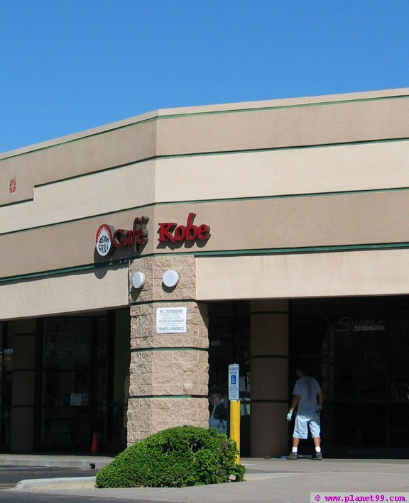 Cafe Kobe , Phoenix