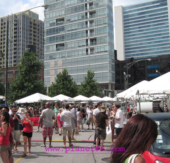 Taste of River North,Chicago