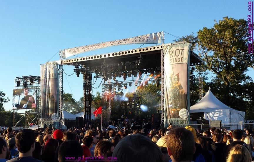 Riot Fest and Carnival,Chicago