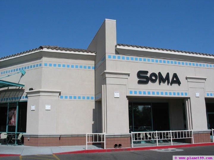 Soma Cafe , Phoenix