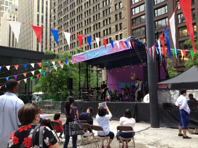 Thai Festival,Chicago