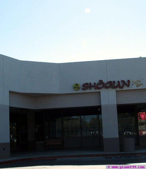 Phoenix , Shogun