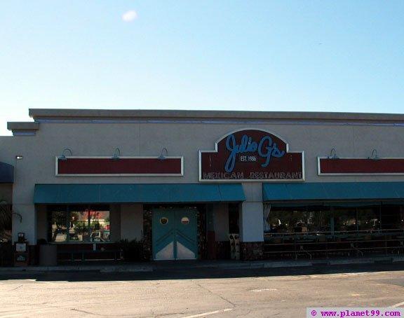 Phoenix , Julio G's