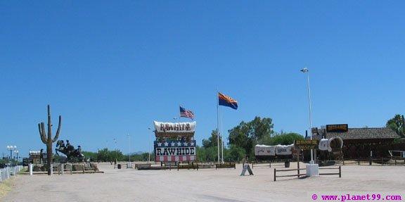 Rawhide Western Town , Chandler