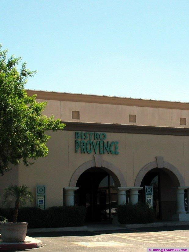 Bistro Provence , Scottsdale