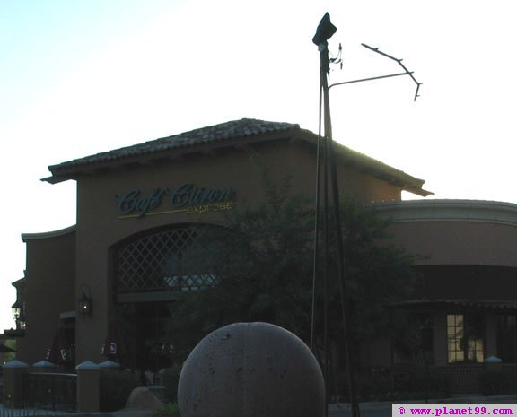 Cafe Citron , Paradise Valley