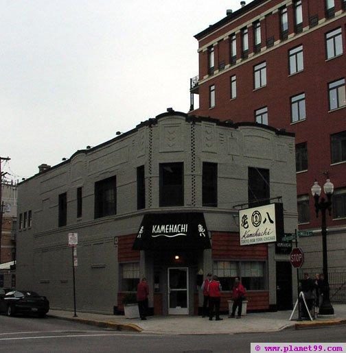 Kamehachi , Chicago
