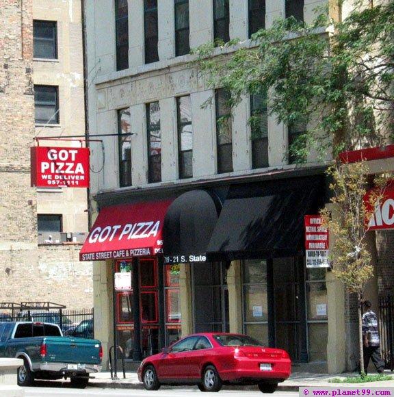 Got Pizza , Chicago