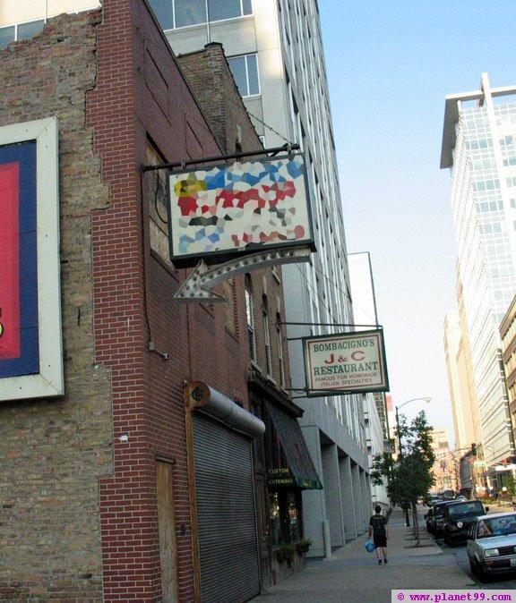 Bombacigno's , Chicago