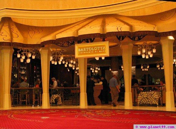 Las Vegas , Bartolotta Ristorante Di Mare