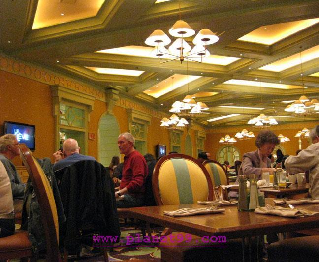 Buffet at Wynn Las Vegas , Las Vegas