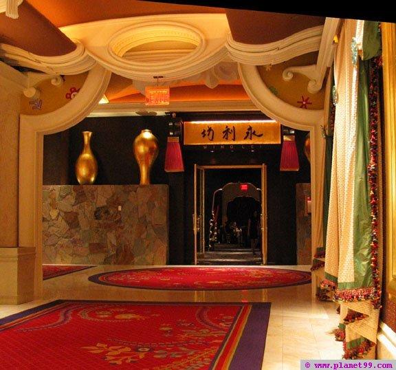 Wing Lei , Las Vegas