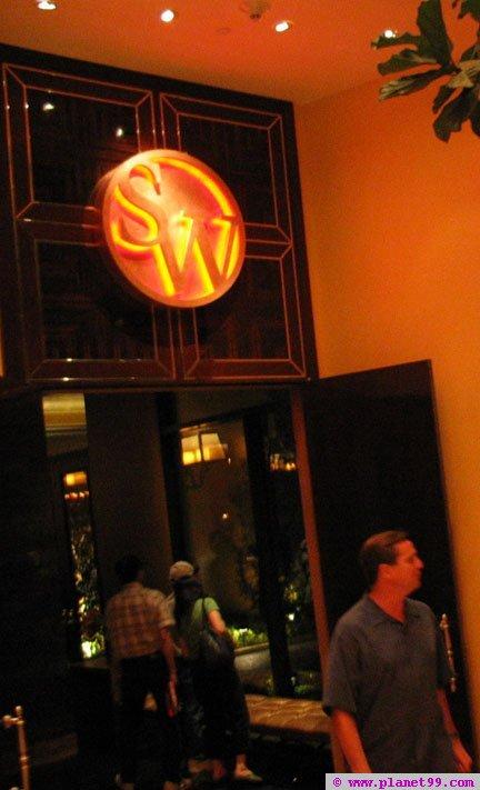 SW Steakhouse , Las Vegas